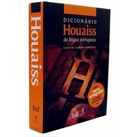 Dicionário Eletrônico Houaiss Original Com A Nova Ortografia