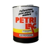 Laca Plastificante Poliuretanico Para Pisos Petrilac 10lts