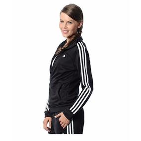 Conjunto adidas Deportivo Mujer Ess 3s Kn Suit Climalite Xxs