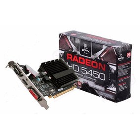 Placa Vídeo Ddr3 Pci-express 1gb Ati Radeon Hd5450 Pci-e Xfx