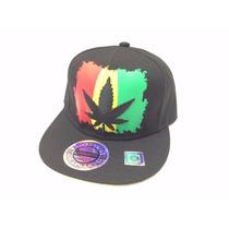 Gorra Sombrero Rasta Reggae Bob Weed Unitalla