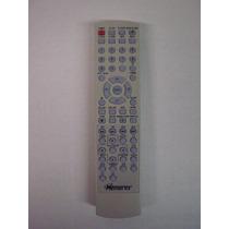 Control Remoto Para Memorex Tv Dvd Mvd2059d-blk (blanco)