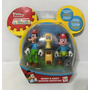 Disney Mickey Mouse Goofy Donald Minnie Daisy X2 Clt 181878