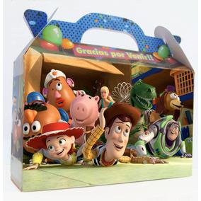Toy Story - Bolsita Valijita Souvenir Pack X40