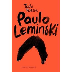 Livro Toda Poesia - Paulo Leminski