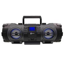 Kaboom Caixa De Som Bd1501 Rádio Fm Cd Player Usb Mp3 Aux
