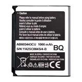 Bateria Samsung Ab603443cu P Gt-s5230 Star Gt-i6220 Sgh-g80
