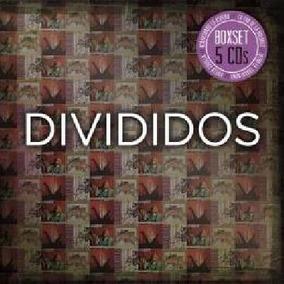 Cd Divididos Boxset 5 Cds Open Music U-