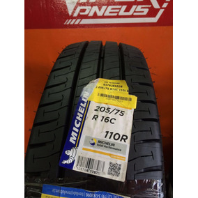 Pneu 205/75 R16 110/108r 8l Michelin Agilis- Viper Pneus