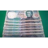 Billetes De 2000 Bolivares De Mayo 12 De 1994 Serie A8