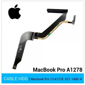 Cable Disco Duro Apple Macbook Pro 821-1480-a Año 2012 Nuevo