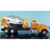 Camion Revolvedora De Concreto Aescala 1:32 De Collection