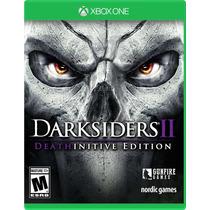 Xb1 - Darksiders Ii Deathinitive Edition - Nuevo - Ag