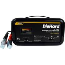 Diehard 75/12/2 Amp Totalmente Automática Con Cargador De Ba