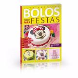Livro Bolo Decorado De Festas Como Fazer + Frete Grátis