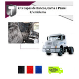 Capas De Bancos,cama, Painel Mb1935/1634/1938 C/emblema