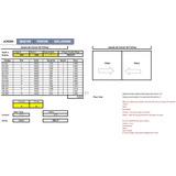 Planilha Orientativa Excel P/ Orçam. E Cortes De Esquadrias
