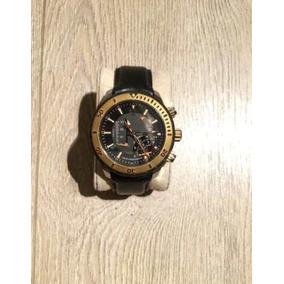 Reloj Time Luxury Correa Piel