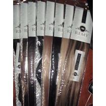 Extensiones Remy Sexy Hair 100% Humanas 18 Pulgadas