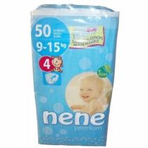 Pañal Nene 4 X 50u