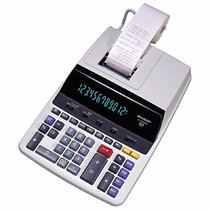 Calculadora Sumadora Sharp 12 Digitos El-2630piii