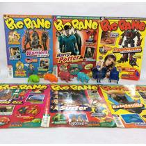 Revista Big Bang Colección Rockanimal