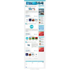 Criamos Seu Blog Profissional
