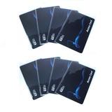 8 Tarjetas Smart Key Rfid Negro Cerradura Digital Samsung