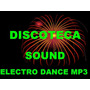Cd Mp3 12 H Música Mezclada Para Discotecas Electro Dance