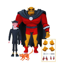 Etrigan E Klarion - Batman The New Adventures Animated Serie