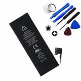 Bateria Apple Iphone 5 5g 1440mah + Kit De Ferramentas