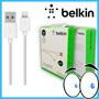 Cable Belkin Usb Iphone 5 5s 6 6s Plus Original Certificado