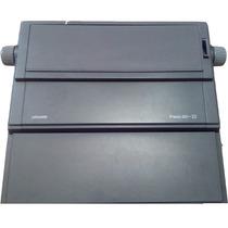 Máquina De Escrever Olivetti Praxis 201 Reformada