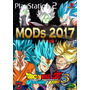 Dragon Ball Z Budkai Tenkchi 3 Ps2 Esp Latino Mods1 2017