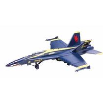 Avion Blue Angels F 18, Modelo A Escala 1:72 De Revell