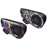 Parlantes Sony; Iphone/ipod/auxiliar/bluetooth/ Incluye Ipod