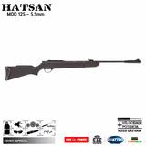 Carabina Pressão Hatsan Ht125 Cal.22/5.5mm Gasram 75k Ac