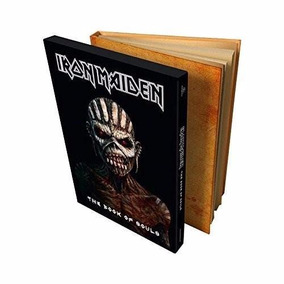 Iron Maiden - The Book Of Souls - (digibook)made In Eu