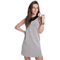 Vestido Regata De Poá - Kam Bess - Ve1329