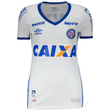 Camisa Feminina Bahia Of.1 2016 3h00017 Original + Nota Fisc