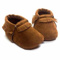 Zapatos Mocasines Para Bebé Envio Gratis Café Purpura