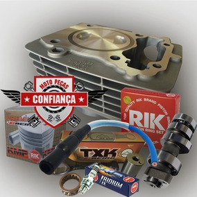 Kit Aumento Cilindrada Titan150 P/crf 230cc + Vela Iridium