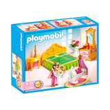 Playmobil Cama Real Con Cuna Y Bebé 5146 Playset 4-10 Años