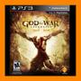 God Of War Ascension + Pase Online Ps3