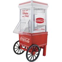 Maquina Para Hacer Palomitas De Maiz Logo De Coca Cola
