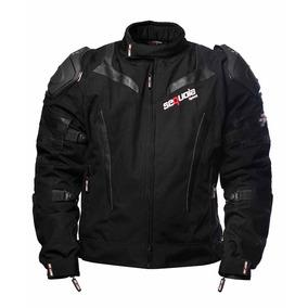 Chaqueta Protección Moto Motociclista Impermeable Talla M