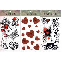 Souvenirs, Tatuajes Temporales, Para Niñas, Niños Y Adultos.