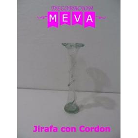 Floreros De Vidrio, Centro Mesa, 15 Años, Casamiento
