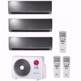 Aire Lg Multisplit Art Cool Inverter 2 X 3000, 1 X 6000