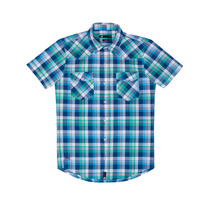 Camisa Mangas Cortas Escocesa Coopert Dos Dcj
